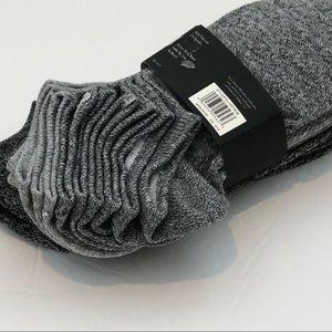 Catherine Malandrino Socks Gray Pack